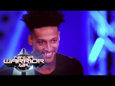 "Will number 2 Owen ""The Stuff"" McKenzie take the lead? | Ninja Warrior UK"