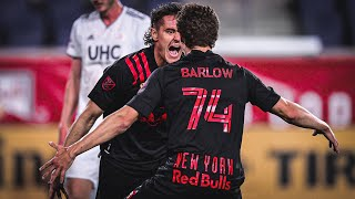 AT THE DEATH, No. 3 // HIGHLIGHTS: New York Red Bulls vs. New England Revolution