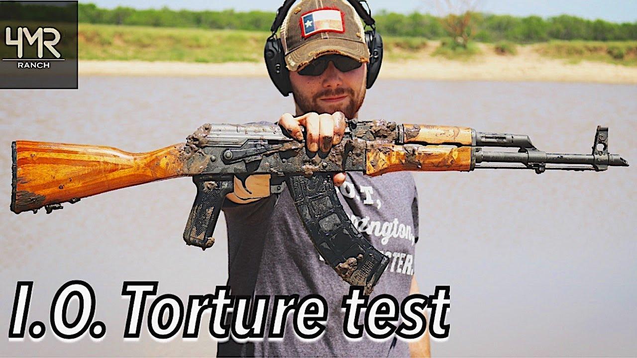 I.O. AK Torture Test
