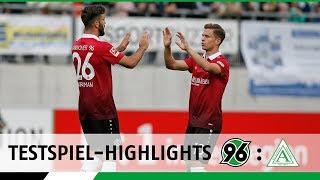 Testspiel-Highlights | Hannover 96 - Arminia Hannover