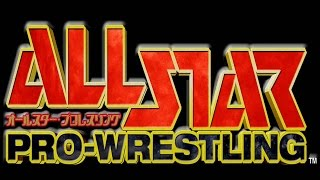 All Star Pro Wrestling First Impressions