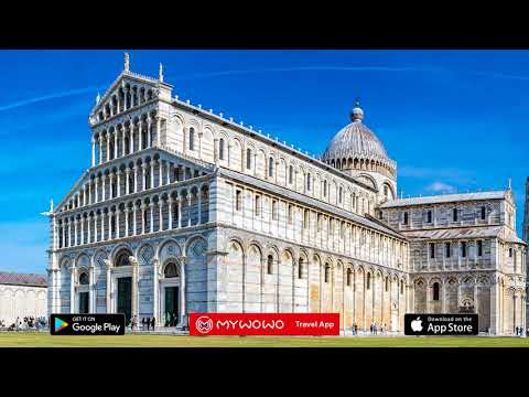 Piazza Dei Miracoli – Cathedral Exterior – Pisa – Audio Guide – MyWoWo  Travel App
