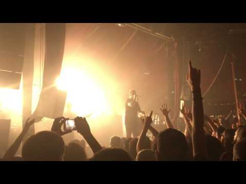 ARCHITECTS live in Paris 2016 - cabaret sauvage