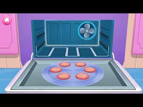 Barbie Lomba Masak Kue Bolu Youtube