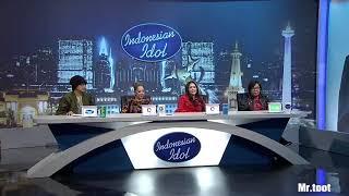 Suara Pemuda asal ACEH - membuat juri TERPUKAU - audition 5 Indonesia Idol 2018