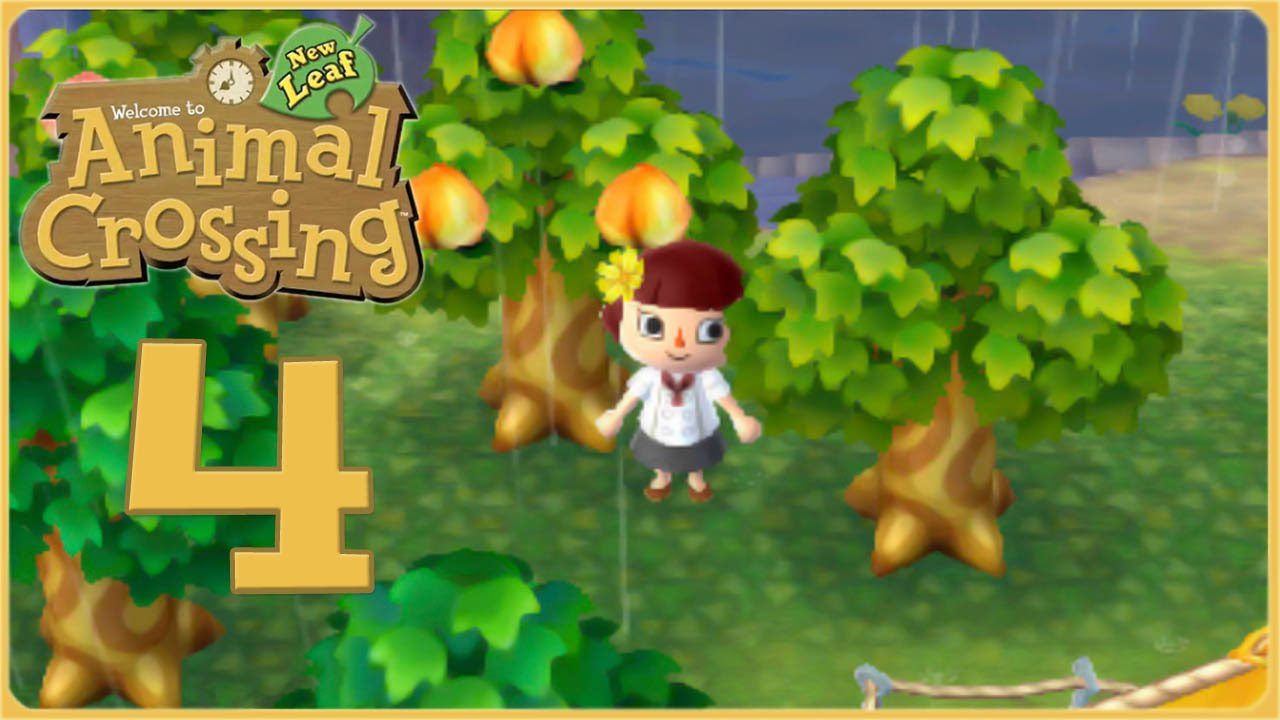 Souvent Planting Perfect Peaches for Peach Jam!! • Animal Crossing: New  CL25