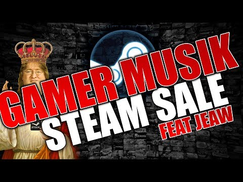 Gamer Musik | Steam Sale - Jeaw Feat Execute