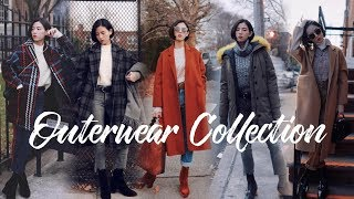 如何把大衣穿的保暖又时髦?| 秋冬大衣合集 | WINTER OUTERWEAR COLLECTION |  SUGGY