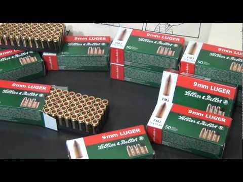 Sellier & Bellot ammo review - BUY SOME!!