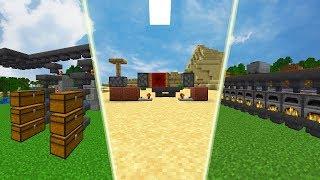 3 Mechanizmy, Których Potrzebujesz w Minecraft 1.14.4!