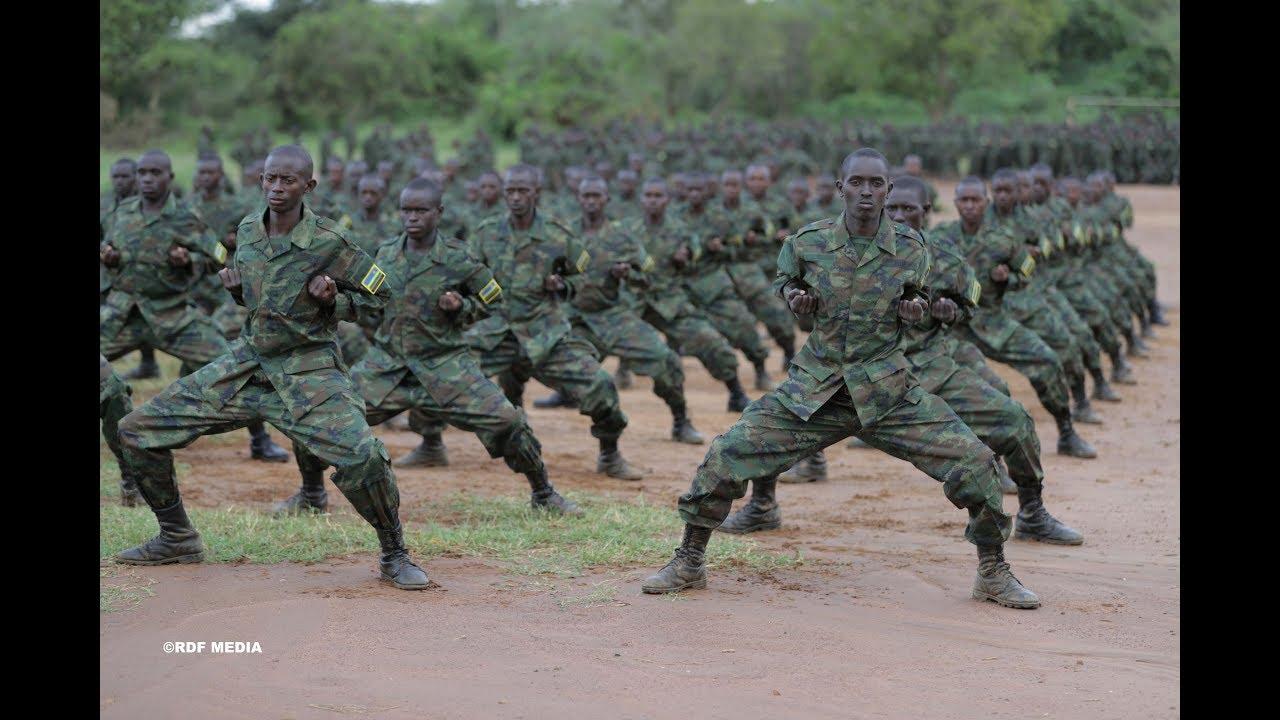 Download Abasirikare bashya binjiye mu Ngabo z'u Rwanda