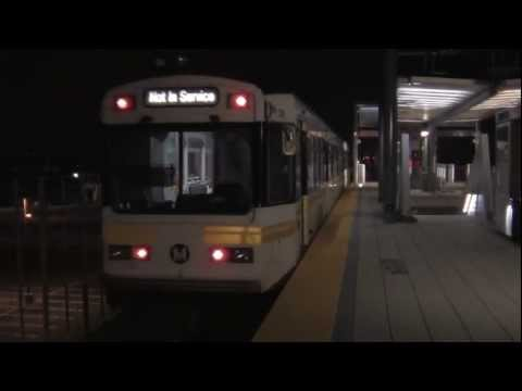 EXPO TEST TRAINS to CULVER CITY