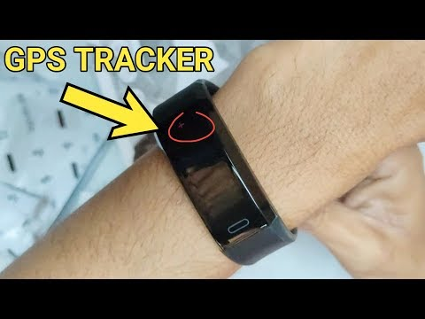 GPS Tracker Fitness Band || Sarkari Yojana Crafts