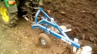 Міні-трактор з мотоблока Зірка