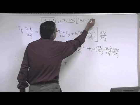 Mod-01 Lec-07 Energy Equation