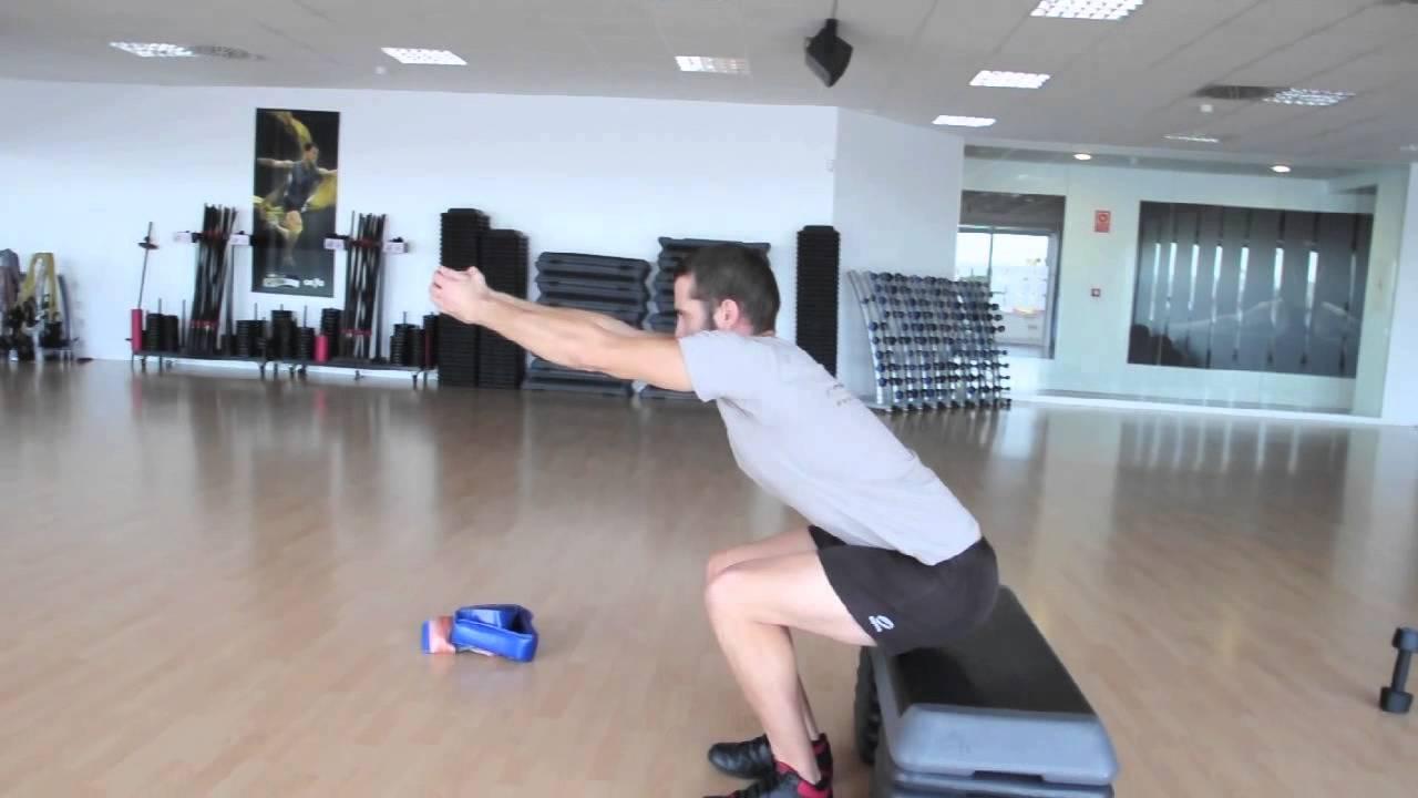 ejercicios de fortalecimiento de rodilla pdf