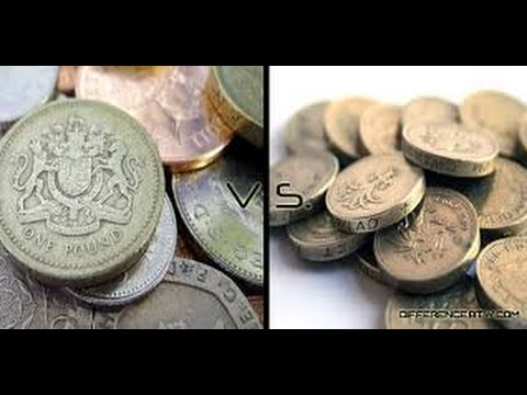 Difference Between Pound And Quid
