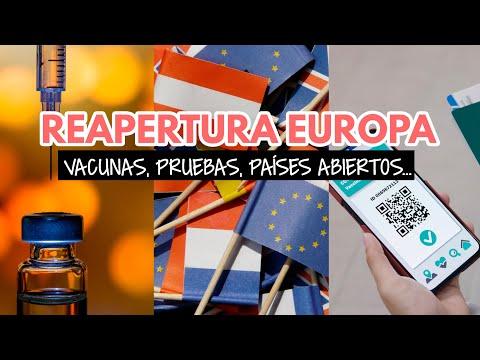 Detalles de la reapertura turística en Europa: preguntas y respuestas