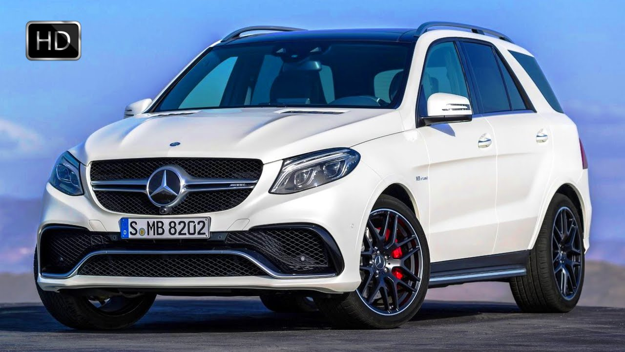 2016 Mercedes Benz Amg Gle63 S Suv With 585 Hp Design Test Drive