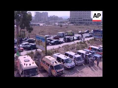 Lebanese troops entering Hezbollah stronghold, mass graves in Tyre