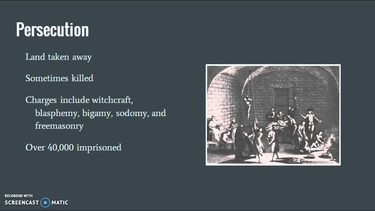 10 myths about the Inquisition