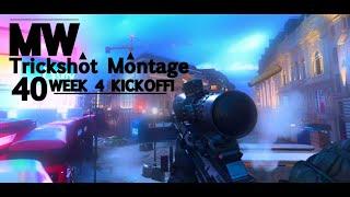 """Modern Warfare Trickshot Montage 40! """"WEEK 4 MW Trickshot Premiere! BEST Week 4 Trickshots!"""""""
