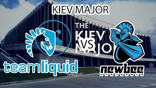 TEAM LIQUID vs NEWBEE | THE KIEV MAJOR | RO16 | BO3 | @Faber