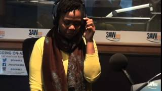 Buyi Zama (Rafiki) and Graeme Isaako perform He Lives In You from The Lion King