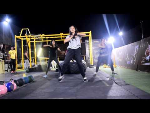Badshah - Mercy Feat. Lauren Gottlieb | Simple Dance Fitness Routine @Zumbafitness