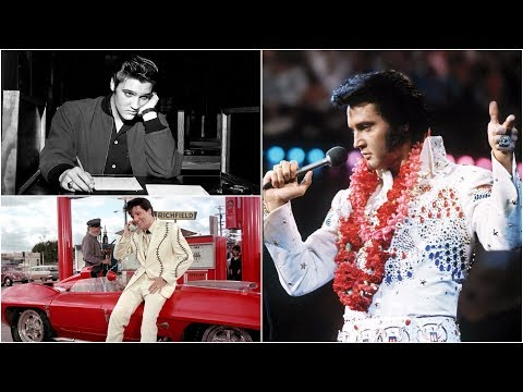 Elvis Presley: Short Biography, Net Worth & Career Highlights