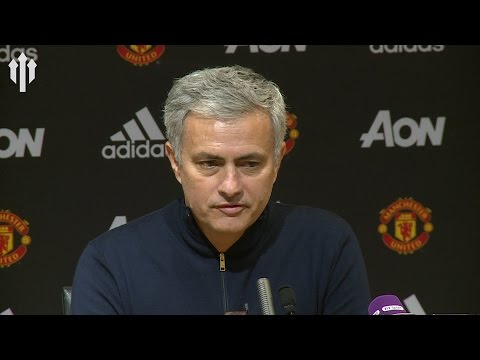 Jose Mourinho: 'Fans Love The Way Team Plays' Man United 2-1 Middlesbrough FULL PRESS CONFERENCE