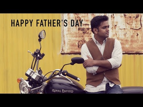 A poem dedicated to all the Fathers | Happy Father's Day | Rishi Rathore