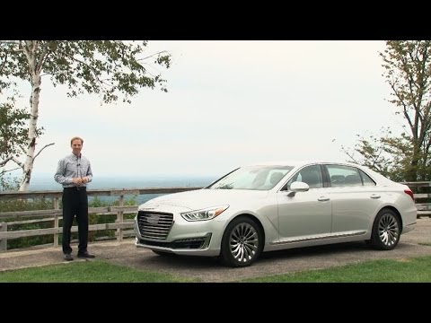 Genesis G90 5.0 2017 Review TestDriveNow