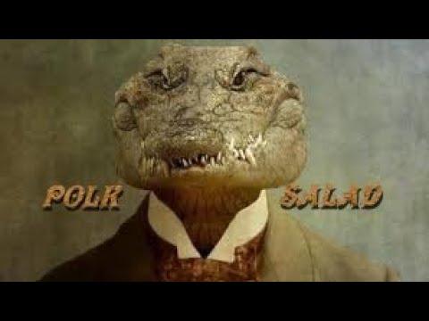 Wild Edibles- Quick Clips: Polk ( aka Polk Salad, Poke Sallet)