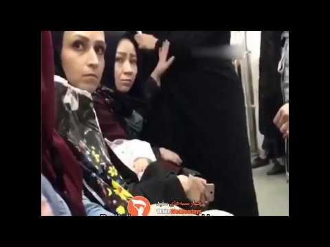 Iranians Stand Up To Islamist Woman Who's Trying To Force Her Ideology On Others