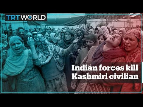 Killing of Kashmiri man triggers anti-India protests and clashes