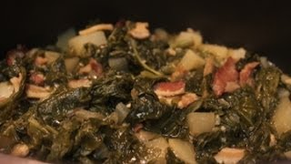 Southern Turnip Greens Recipe | I Heart Recipes