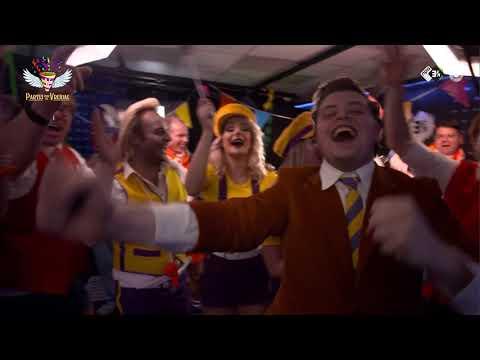 Rob van de Radio - Mijn buurman is visboer! (Official videoclip) Carnaval 2019