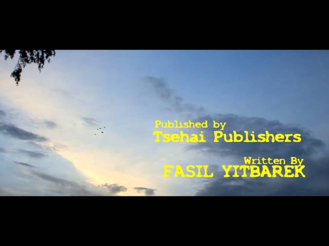 TSEHAIs New Book: Soaring on Winged Verse: The Life of Poet Playwright Tsegaye-Gebremedhin
