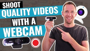 Shoot QUALITY Videos with a Webcam!