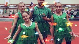 """Новогодний танец """"Елки""""   Верка Сердючка   НОВЫЙ ГОД"""