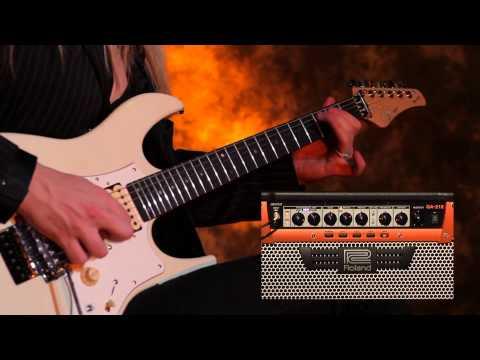 GA-212/GA-112 Guitar Amplifier Overview