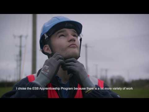 ESB Networks Apprenticeship