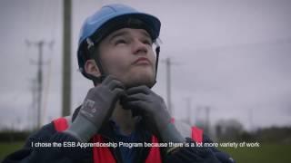 ESB Networks Apprenticeship 2017