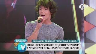 Jorge López Ramiro Cuando Bailo Bienvenidos