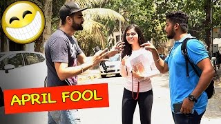 April Fools Prank On Girls By Raj And Sid - Baap of Bakchod