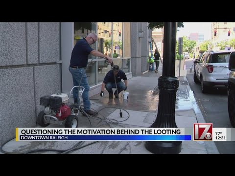 questioning-the-motivation-behind-the-looting-in-downtown-raleigh