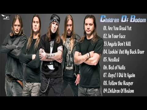 Children Of Bodom's Greatest Hits Full Album - Best Songs Of Children Of Bodom