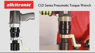 alkitronic® CLD Series Pneumatic Torque Wrench