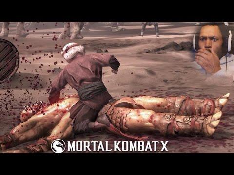 SHE IS A SAVAGE | Mortal Kombat X #15 (FIRST ONLINE MATCH)